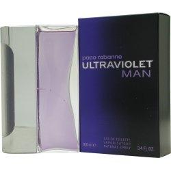 Ultraviolet Man Edt - New brand Ultraviolet by Paco Rabanne for Men - 3.4 oz EDT Spray