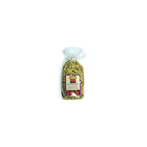 Organic Amaranth Wild Berry fruit Muesli - 500g