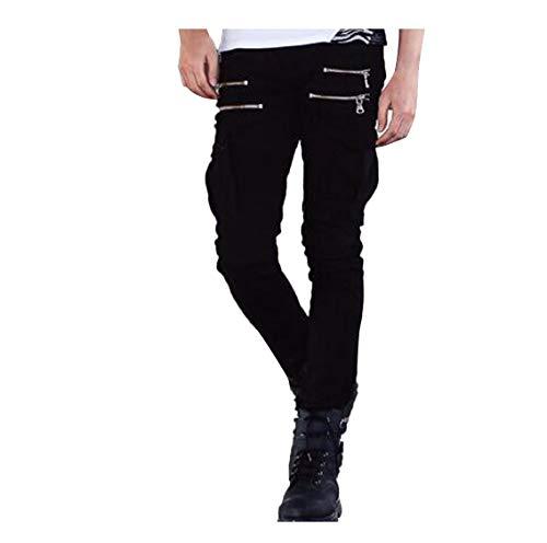 TANLANG-Mens-Fashion-Rock-Gothic-Punk-Jeans-Pants-Zipper-Denim-Trousers-Casual-Denim-Cotton-Zipper-Ripped-Hole-Trousers