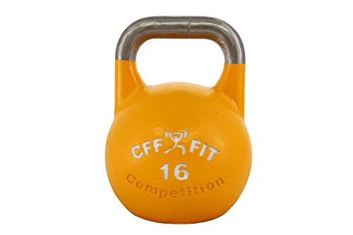 CFF 16 kg Pro Competition Russian Kettlebell (Girya) Great for Cross Training and MMA Training