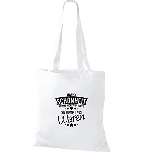 Fueron Blanco Shirtstown Bolsa Verdadero De Aus Belleza Tela Viene nx8048zwTq