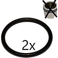 GM Onderhoudsset afdichting 2x O-ring voor Krups EA XP ES & Rowenta zetgroep
