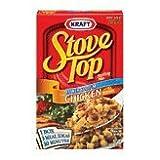 Kraft, Stove Top, Stuffing Mix, Chicken, Low Sodium, 6oz Box (Pack of 6)