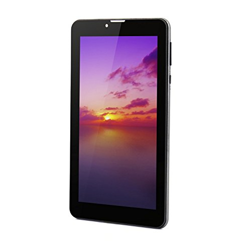 Tablet Android 7 Inch with Sim Card Slots 1GB RAM 8GB ROM MTK8321 Cortex A7 Quad-core 1.3Ghz IPS Screen 600×1024 Dual Camera 3G Unlocked GSM Phone Tablet PC with WiFi,GPS - Grey by Winsing (Image #7)