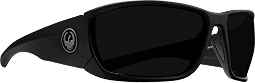 Dragon Lightweight Sunglasses - Sunglasses DRAGON DR TOW IN H 2 O 003 MATTE BLACK H2O WITH GREY Polarized LENS
