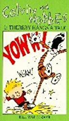 CALVIN AND HOBBES. : Volume 1, thereby hangs a tale