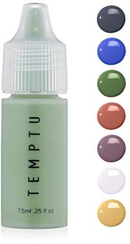 Temptu Adjuster Green, 0.25 Fl Oz