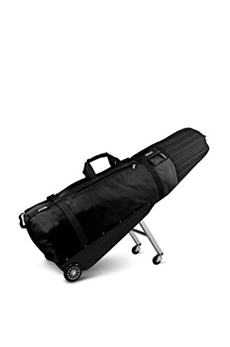 Sun Mountain 2016 Clubglider Meridian Golf Travel Cover (Black) by SUN MOUNTAIN SPORTS
