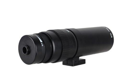 Marshall Electronics V-300-3.75 300mm F3.75 Telephoto CS Mount Lens (Black) by Marshall