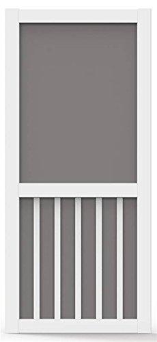 SCREEN TIGHT 5BAR32HD 5-Bar Vinyl Screen Door, 32'' x 80'' by Screen Tight (Image #1)