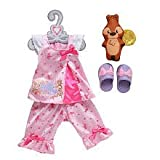 My First Disney Princess Aurora's Royal Sleepwear Toddler Doll Outfit Fits 15
