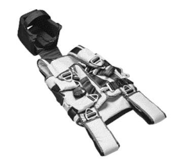 - LSP L710 Half Back Extrication Device