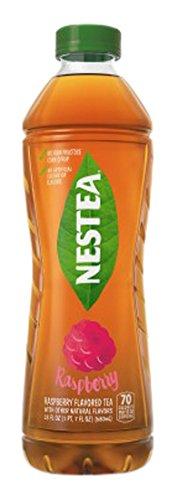 NESTEA Raspberry Flavored Iced Tea, 23-Ounce bottles (Pac...