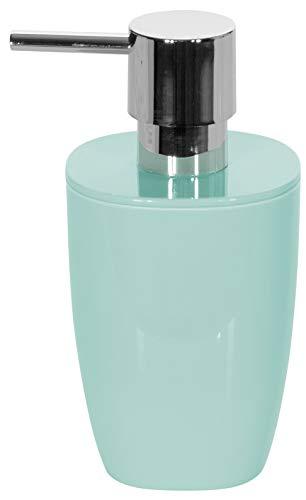 Seifenschale Seifenteller doppelwandig Kunststoff pastell grün Bad Seifenhalter