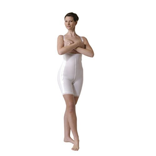 Rainey WM1-MT Mid Body Compression w/ Side Zippers-Mid Thigh-XS-CHA by Rainey