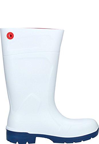 Dunlop - Calzado de protección de poliuretano para hombre blanco - blanco
