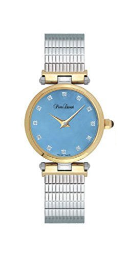 Pierre Laurent Unisex 12-Diamond 32mm Swiss Watch, 22119