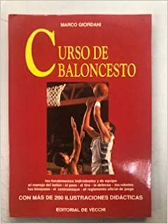 Curso de Baloncesto (Spanish Edition): Marco Giordani ...