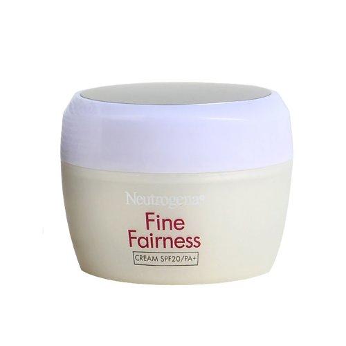 Neutrogena SPF 20 Fine Fairness Cream, 50gm