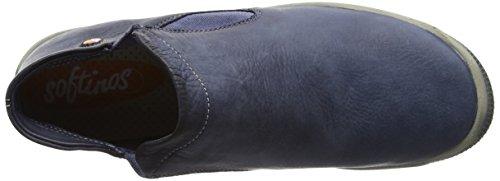 Inge Chelsea Navy Women's Boots Softinos Blue g0pq65wEvx