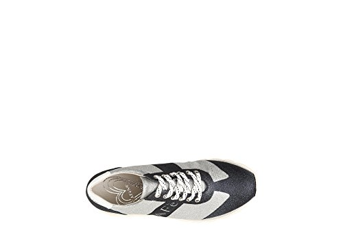 Cafe Noir Kdb930 Sneakers Peak Glitrende 2391 Argento / Blu TdqAF6tZ