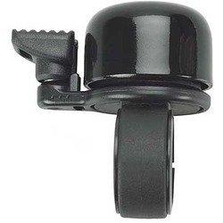 Mirrycle Incredibell Original Bicycle Bell (Black) - Bicycle Bell