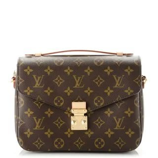 Pochette Metis Style Monogram 25 cm Canvas Crossbody Handbag Tote Shoulder Bag by LAMB (Handbag Fashion Gucci Shoulder)