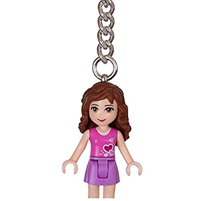 LEGO Friends Key Chain Olivia 853551: Toys & Games