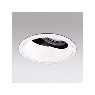 LEDユニバーサルダウンライト M形 深型 φ150 CDM-T150W形 高彩色形 広配光 連続調光 オフホワイト 白色形 B07RZPXB83
