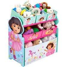 Dora the Explorer - Multi-Bin Toy Organizer hot new design from 2014 by dora