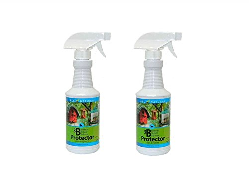 2-Pack Care Free Enzymes 3B Protector Spray Bottle 94721D 16 oz. by CareFree Enzymes Inc.