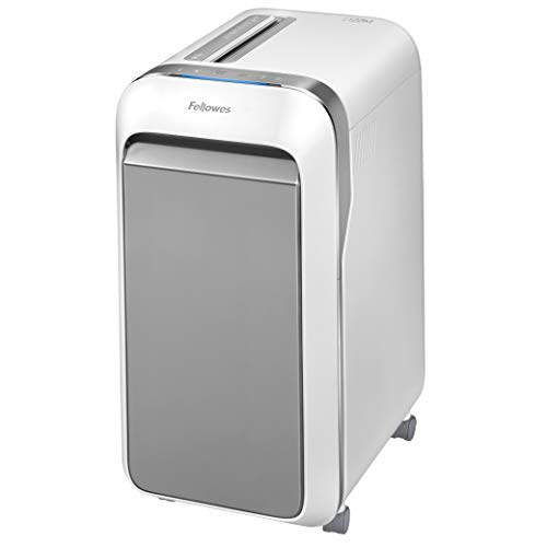 Cheapest Price! Fellowes LX22M Powershred Micro Cut 20 Sheet Paper Shredder (White)