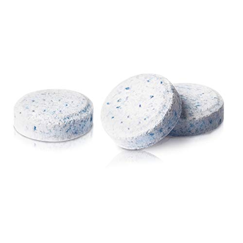 Siemens TZ80001N Cleaning Tablets for Coffee Machines EQ, Built-in Fully Automatic Surpresse Series.