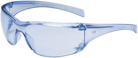 3M Virtua Protective Eyewear AP, 11816-00000-20 Light Blue Hard Coat Lens (Pack of 20)