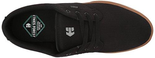 Jameson Eco MNS Herren Schwarz Hohe Etnies Sneakers 2 6a8xCq4wA