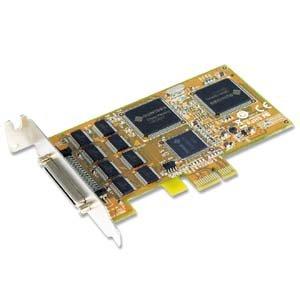 Sunix 8-port RS-232 PCI Express Low Profile Serial Board