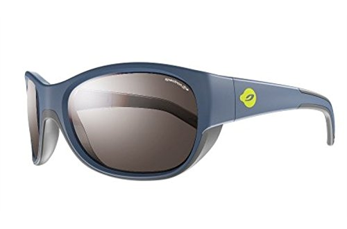 Julbo Luky Sunglasses Blue/Gray / Spectron 3+ Silver Flash & - Glasses Cooling