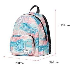 Bolso de hombro ligero de la capacidad grande, bolsas de estudiantes frescas y preciosas-A A