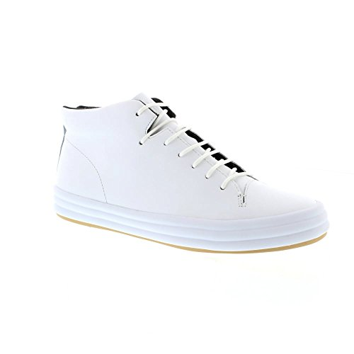 Camper Hoops 400206-004 White Natural (Leather) Womens Trainers