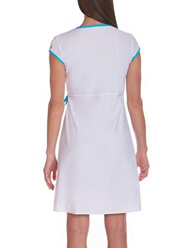 UV Company sofferenza iQ bianco per vestito spiaggia da nbsp;Beach donna Fasciatoio Dress 300 RSwqwcHf