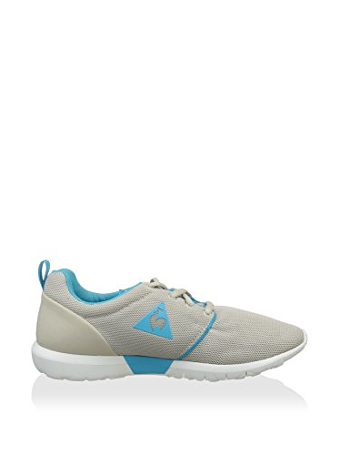 Text Gris Le Coq Deporte Sportifdynacomf Zapatillas gray Mujer blue De Atoll Morn qBOgnBwx