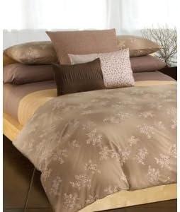 Amazon Com Calvin Klein Rice Grass King Duvet Cover Shams