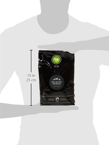 Kicking Horse Coffee, Whole Bean, Kick Ass, 2.2 Pound