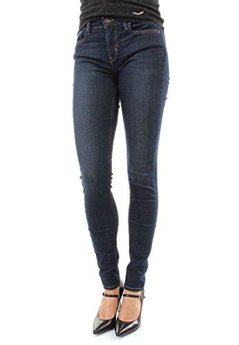 Levi's Innovation Super Skinny - Skinny - Femme Bleu Denim