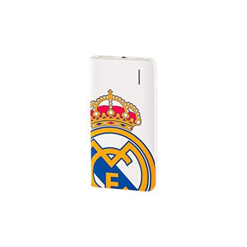 Real Madrid Batería Externa 4000 mAh: Amazon.es: Electrónica
