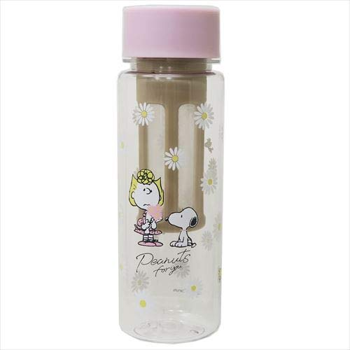 (Snoopy/Water Out Clear Bottle/Daisy)