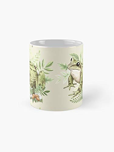 Frog Mug - 11oz - The most meaningful gift for family and friends.