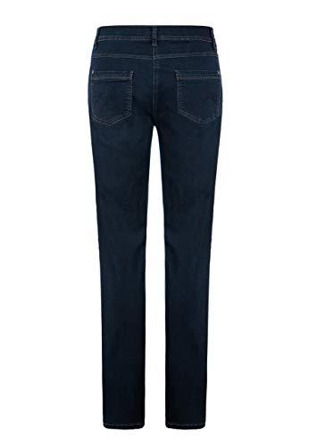 Bleu X Million Profond Jeans Femme Droite Rita Super wrYOqxA8Oz