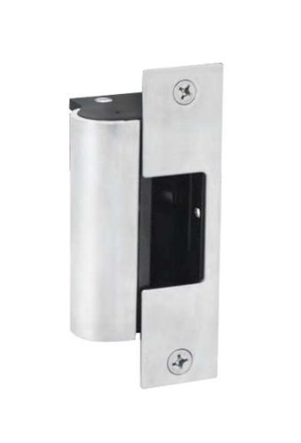 Arrow Electric Locks - HES 1006-BLK-LBM Mortise Or Cylindrical Lock Electric Strike w/ Latchbolt Monitor