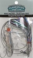 Clarkspoon MDXT-0RBMS Mackerel Duster Rig 0 Spoon, Christmas Tree